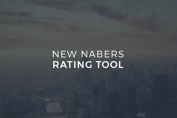 New NABERS rating tool