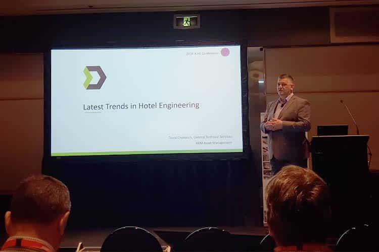 HFM attended the Hotel Engineering Conference in Queensland, August 2019