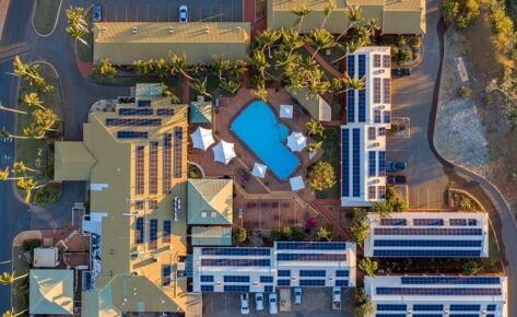 Karratha International Hotel's Energy Efficiency Journey